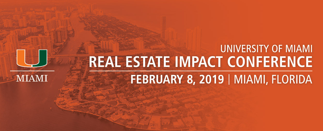 Real Estate Impact Conference Header